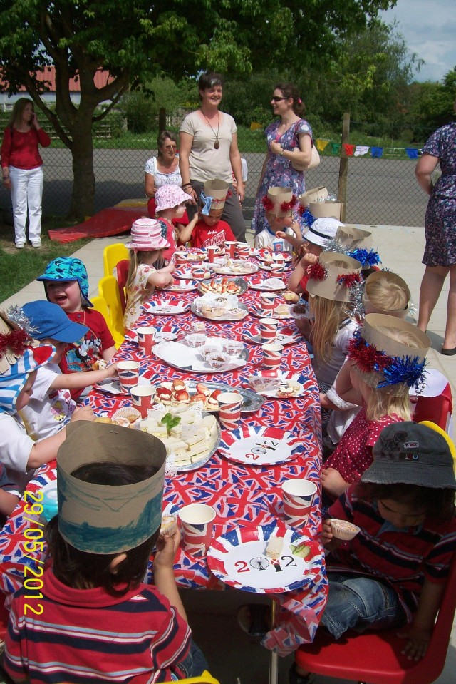 Jubilee Celebrations at Acorns